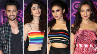 HOT Mouni Roy, Warina Hussain, Aayush Sharma and others at exclusive preview of Puma RS-X collection