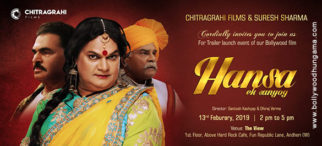 First Look Of The Movie Hansaa - Ek Sanyog