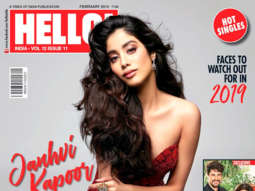 Janhvi Kapoor On The Cover Of Hello! Magazine