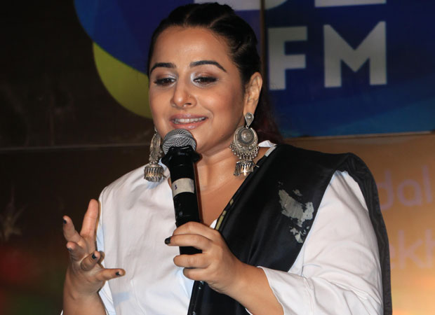 Pulwama Attacks – Vidya Balan SPEAKS UP on the ban on Pakistani artists and says this time it is too much!