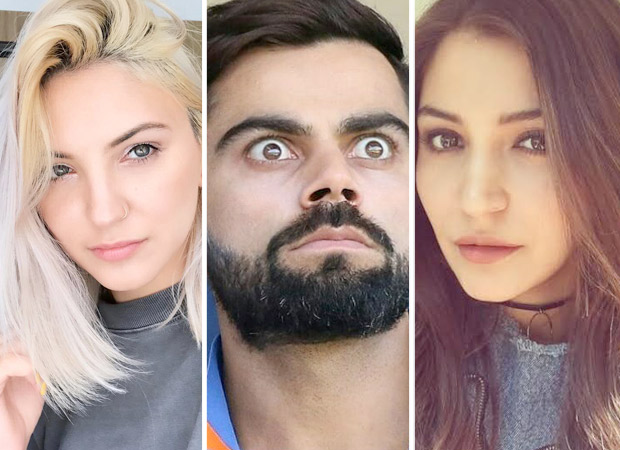 LOL: Twitter had some HILARIOUS reactions over Virat Kohli when Julia Michaels suggested trading lives with Anushka Sharma!