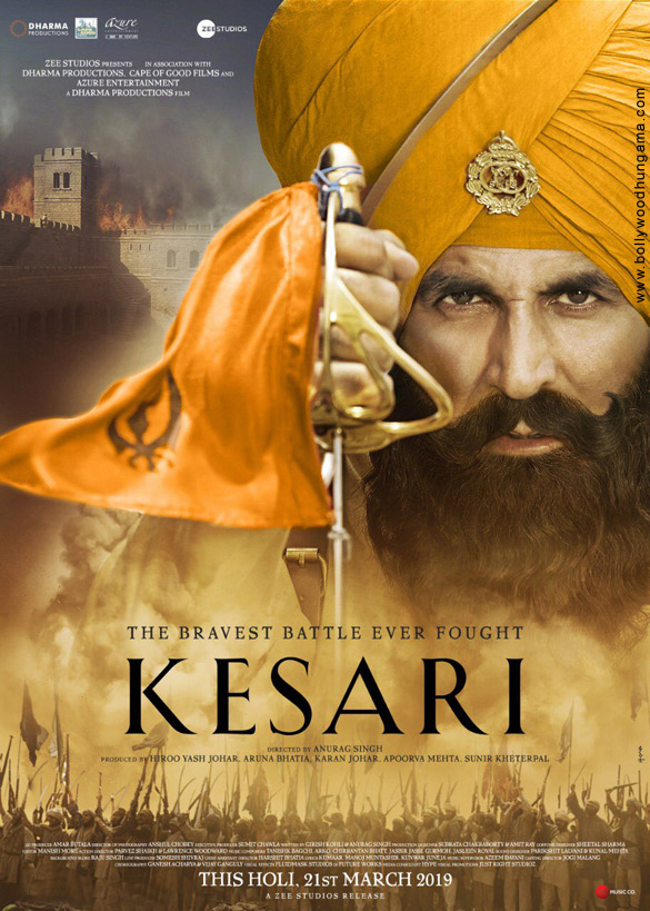 KESARI (2019) con AKSHAY KUMAR + Esperando Estreno Kesari-1-1