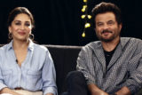 "Madhuri Dixit ""Anil Kapoor has always been a CHIVALROUS Guy"" Total Dhamaal"
