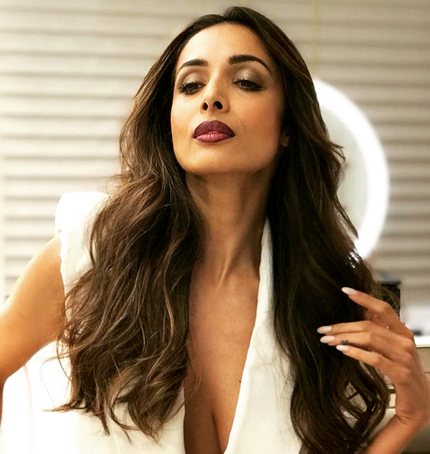 Malaika Arora in Nikhil Thampi blazer for Sophie Choudry's song launch (3)