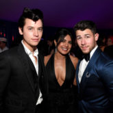 Oscars 2019 After Party: Priyanka Chopra and Nick Jonas strike a pose with Riverdale's Cole Sprouse