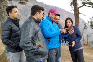 On The Sets Of The Movie RX 100 Remake
