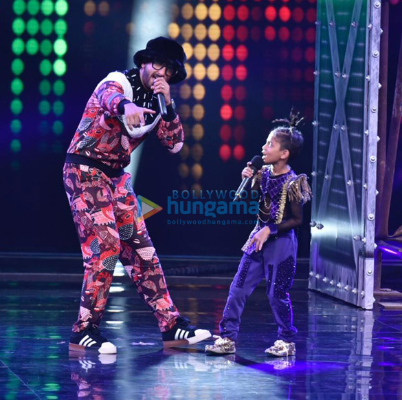Ranveer Singh and Alia Bhatt promote Gully Boy on Super Dancer Chapter 3 (5)