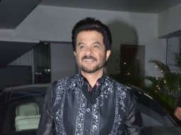 SPOTTED Anil Kapoor, Juhi Chawla and others at Vidhu Vinod Chopra's Birthday Bash