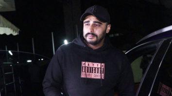 SPOTTED Arjun Kapoor at PVR, Juhu