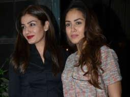 SPOTTED Shahid Kapoor, Mira Rajput, Raveena Tandon and others at Soho House