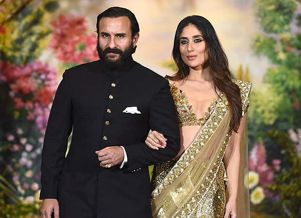 Saif Ali Khan and Kareena Kapoor Khan indulge in some cute banter on radio and the hubby has the 'cheekiest' question for his wifey