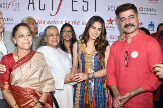 Sara Ali Khan, Johny Lever and others attend Cintaa and 48 hours Film Projects ActFest's Event