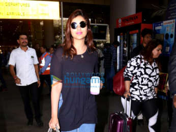 Shahid Kapoor, Bhumi Pednekar, Sushant Singh Rajput and others snapped at the airport