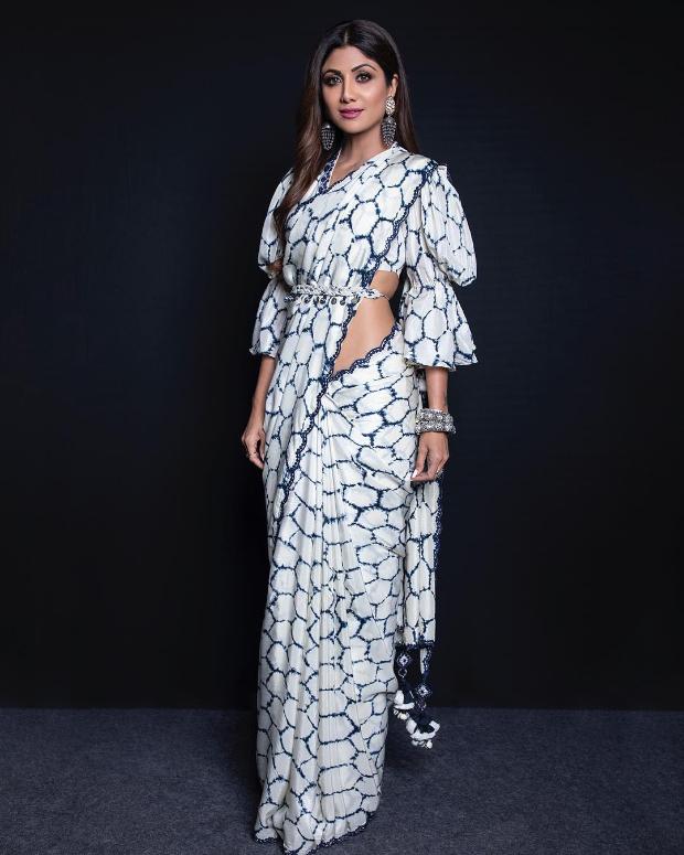 Shilpa Shetty in Punit Balana for Super Dancer Chapter 3 (1)