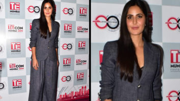Slay or Nay - Katrina Kaif in Emporio Armani for Tie Con 2019 event (Featured)