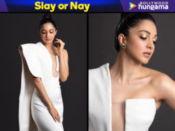 Slay or Nay-Kiara Advani in Stephane Rolland for the 13th Asia Vision Movie Awards in Dubai (Featured)