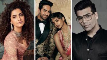 Sonam Kapoor Ahuja, Ayushmann Khurrana, Radhika Apte, Karan Johar for Brides Today covers (Featured)