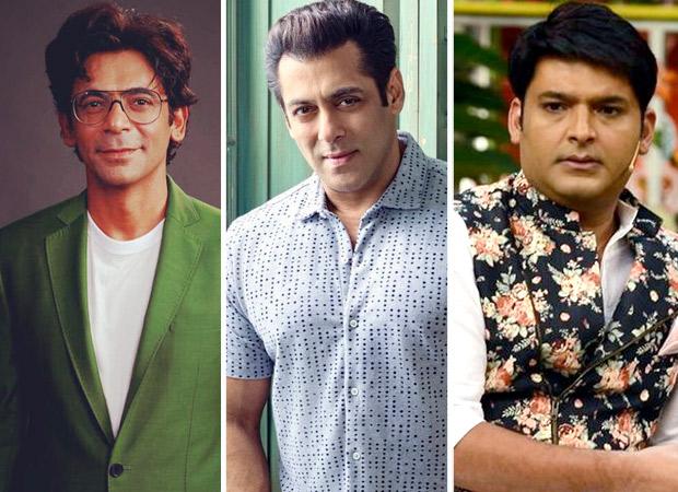 Sunil Grover RETURNS to The Kapil Sharma Show albeit with Bharat actors Salman Khan and Katrina Kaif