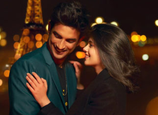 Sushant Singh Rajput and Sanjana Sanghi starrer Kizie Aur Manny gets a new title DIL BECHARA