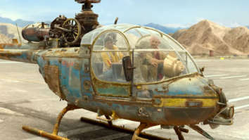TOTAL DHAMAAL Here's what the auto start helicopter runs on in the Ajay Devgn starrer