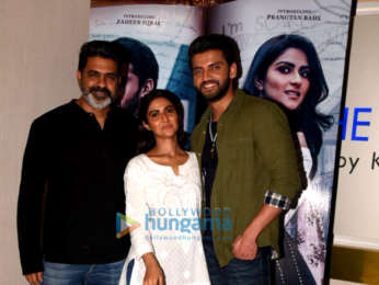 Trailer launch of 'Notebook'