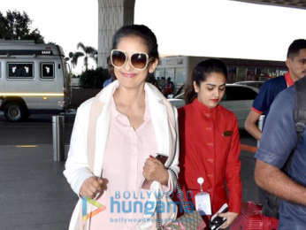 Urvashi Rautela, Saif Ali Khan, Manisha Koirala and Karisma Kapoor snapped at the airport