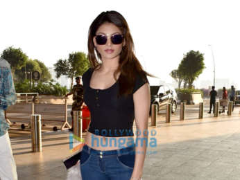 Urvashi Rautela, Saif Ali Khan, Manisha Koirala and Karisma Kapoor snapped at the airport