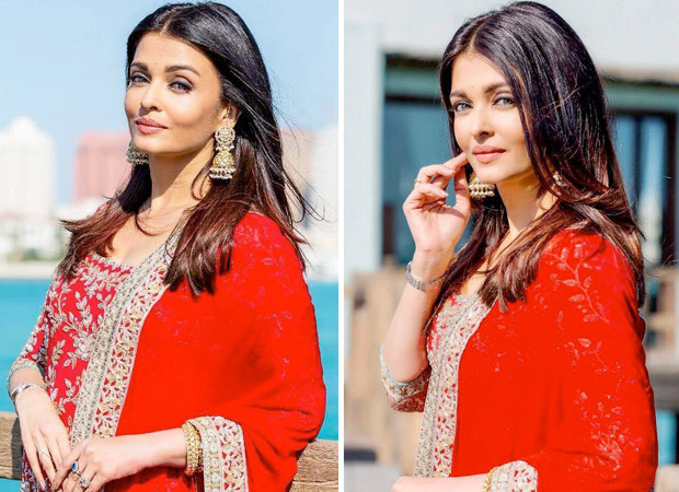 We can't get over this pretty photoshoot of Aishwarya Rai Bachchan in RED See photos inside