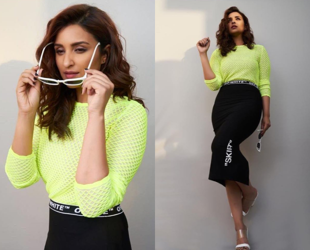 Worst Dressed - Parineeti Chopra in Zara and Off White