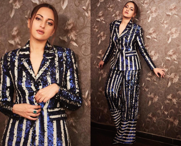 Worst Dressed - Sonakshi Sinha in Dhruv Kapoor for Filmfare Glamour and Style Awards 2019
