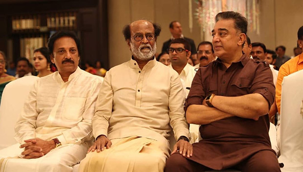 Inside Pics and Videos – Rajinikanth dances on this chartbuster song from his Muthu, Soundarya looks thrilled to have these three men in her life