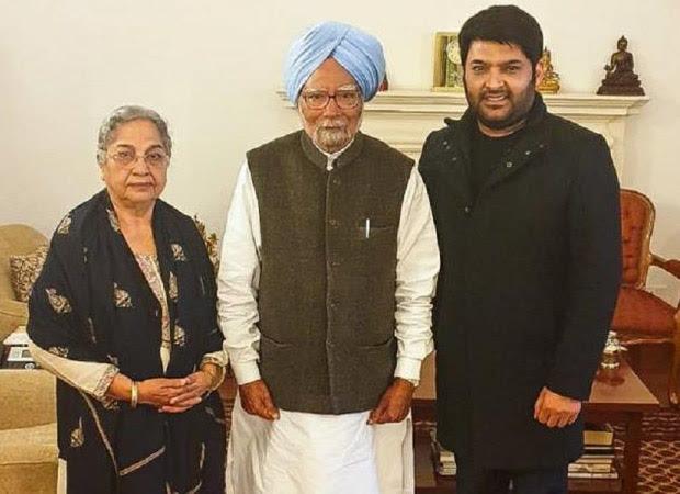 Kapil Sharma MEETS former Prime Minister Manmohan Singh, shares their conversation details