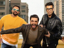 Karan Johar and Ranveer Singh had declared Simmba a HIT even before it's release