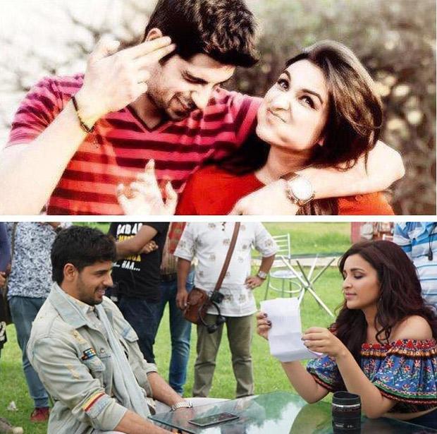 JABARIYA JODI – Sidharth Malhotra gets nostalgic about Hasee Toh Phasee days with co-star Parineeti Chopra