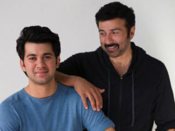 Karan Deol steps in his father Sunny Deol's shoes (watch video)