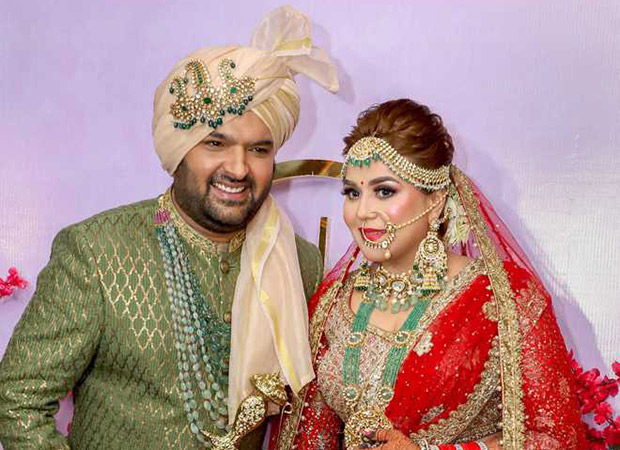 Ginni Chatrath reacts to her hubby Kapil Sharma singing the song 'O Hansini' on national television and it will make you all mush!