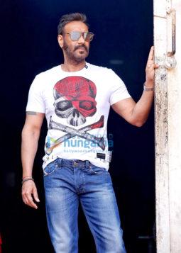 Celeb Photos Of Ajay Devgn