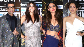 Akshay Kumar, Ekta Kapoor, Karan Johar & others at HT India's Most Stylish Awards 2019