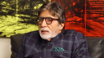 """Amitabh Bachchan """"My BANTER with SHAH RUKH KHAN gave Different Aspect Of How to…""""Badla"""