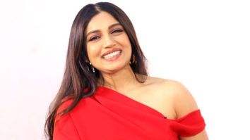 "Bhumi Pednekar ""I am really very EXCITED to work with Kartik Aaryan, He is..."" Pati, Patni aur Who"