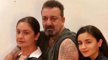 Birthday Vibes! Pooja Bhatt calls Alia Bhatt 'magical one' as they snuggle up with Sadak 2 co-star Sanjay Dutt
