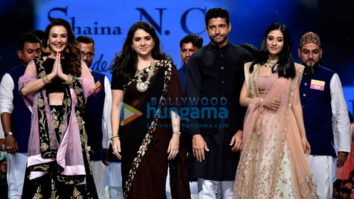 Celebs grace Abu Jani and Sandeep Khosla's fashion show
