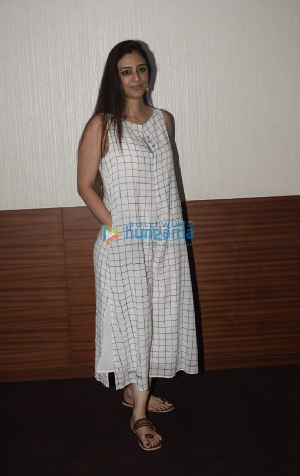 Celebs snapped at special screening of 22 Yards (1)