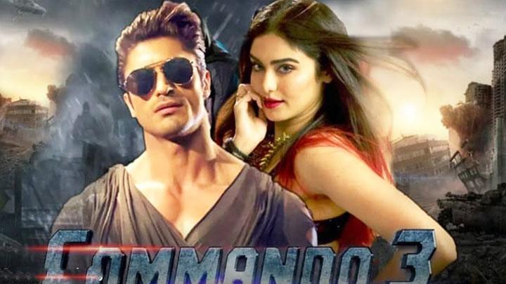 Commando 3 | Vidyut Jammwal | Aditya Datt | Adah Sharma | Vipul ...