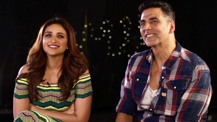 ENTERTAINMENT GALORE Akshay Kumar & Parineeti Chopra's EPIC Quiz On Period Dramas KESARI
