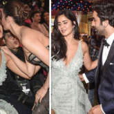 Filmfare Awards 2019 Ranbir Kapoor and Alia Bhatt's 'FRIENDLY & COMFY' vibes with ex Katrina Kaif decoded in just 7 pictures