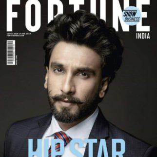 Ranveer Singh On The Covers Fortune