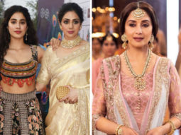 Here's how Janhvi Kapoor feels after seeing Madhuri Dixit in Sridevi's role of Bahaar Begum in Kalank