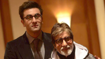 Here's what Ranbir Kapoor thinks about Brahmastra co-star Amitabh Bachchan being 'extra sweet' to him