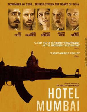 First Look Of The Movie Hotel Mumbai